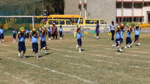 Annual Sports Meet : Pre - Primary Section